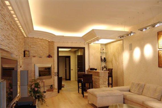 Внутренний ремонт и отделка жилых и офисных помещений